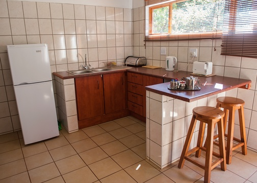 Kitchenette, Paul's Cottage