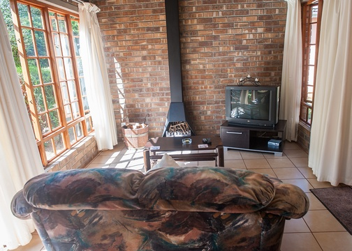 Lounge Paul's Cottage