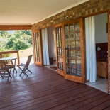 Waratah Cottage Deck