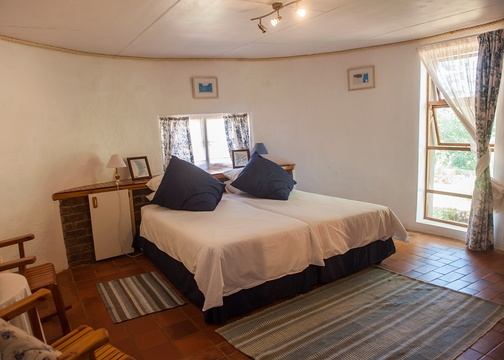 Bedroom, Paul's Cottage