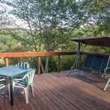 Deck, Rainbow Cottage